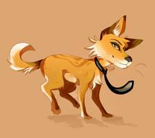 Fox by Hureji