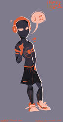 spidey! by Hureji