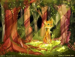 welcome to the jungle by Hureji