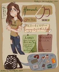 meet the artist ! by Hureji