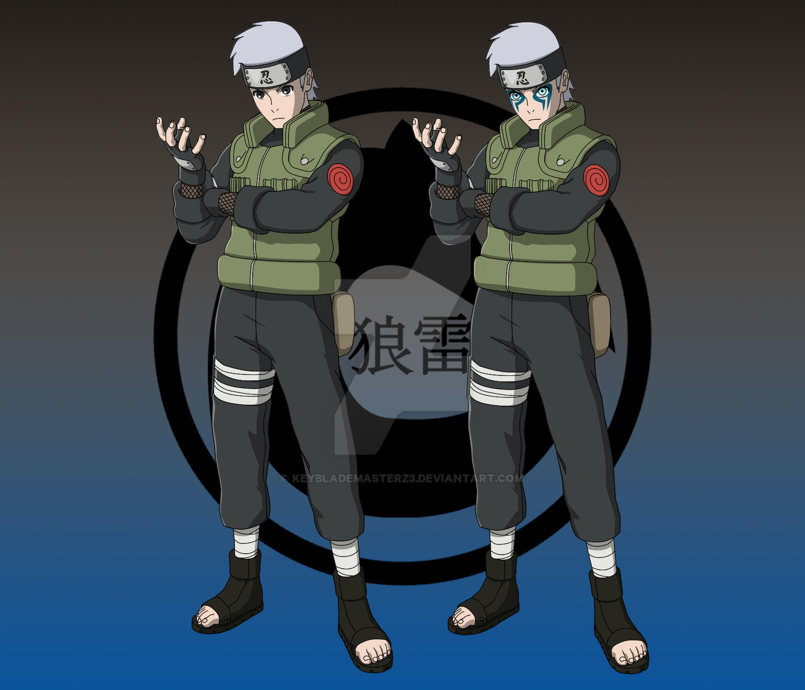 Naruto Oc Raiju Okami Fourth Great Ninja War By Keyblademasterz3 On Deviantart Concept for raiju in dota 2, created by shiroi okami. naruto oc raiju okami fourth great