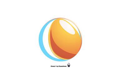 Doeuf - Logo by doeufman