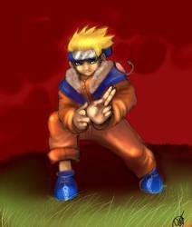 Naruto by AstuteObservations