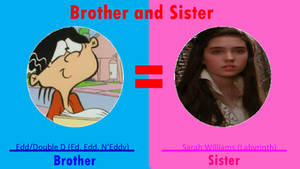 What If Double D and Sarah Were Siblings