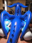 Inflatable Zenith Dragon