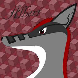 Albert My Original Character by SpacetimePSD