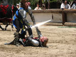 More Knight Joust Stock 025