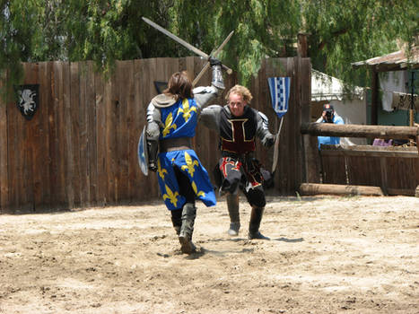 More Knight Joust Stock 029