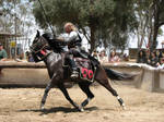 More Knight Joust Stock 046