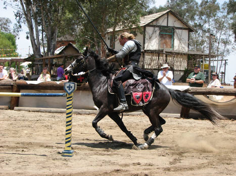 More Knight Joust Stock 057