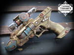 Flux Pistol Custom 2