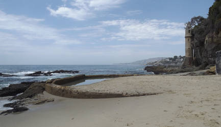 Free Unrestricted Stock Beach Castle