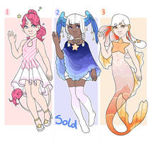 adoptable batch 7 - OPEN by dragonfairy77-adopts