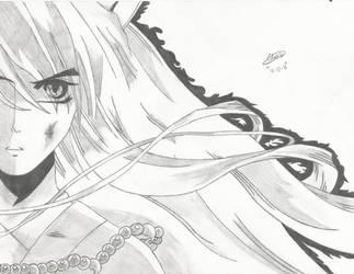 Inuyasha by ZeroEdgeArt