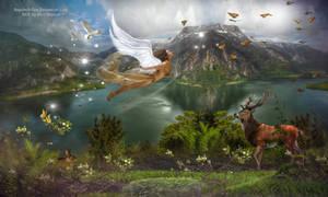 Soaring Spirit by Angelmihrlhen