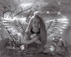 Angel of Joy by Angelmihrlhen