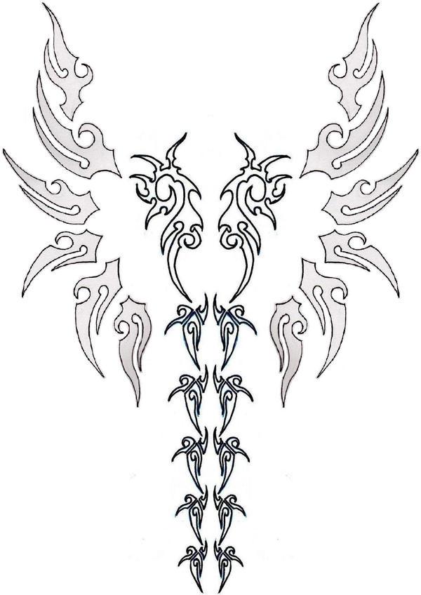 Battle Axe Tattoo The battle axe of the phoenix