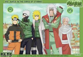 Naruto: Instructors and Pupils by Amaterasu-kun