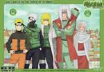 Naruto: Instructors and Pupils