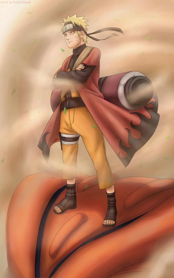 Naruto: The New Sage by Amaterasu-kun