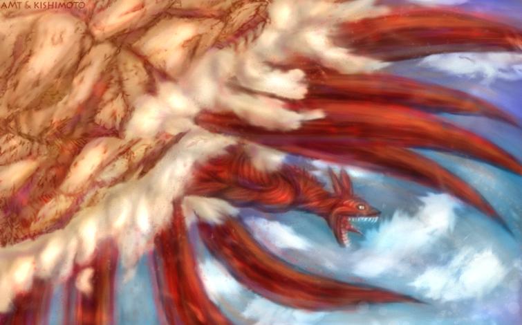 Eight-Tails by waranabatokwa on DeviantArt