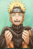Naruto Happy by Amaterasu-kun