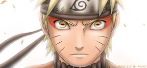 Naruto: Sage ON by Amaterasu-kun