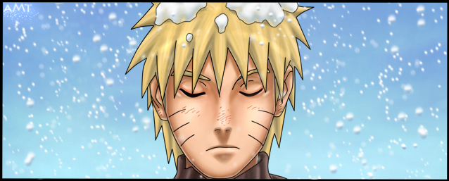 Naruto SnowFlakes by Amaterasu-kun