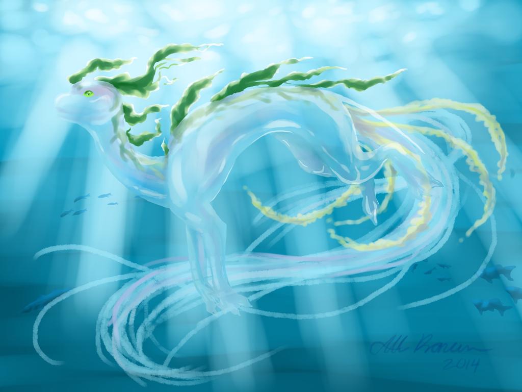 Cnidaria Draconis by Calluna-Draconis