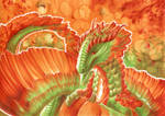 Copic Colors September by Calluna-Draconis
