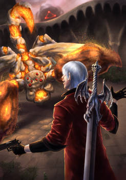 Devil May Cry - Another small one