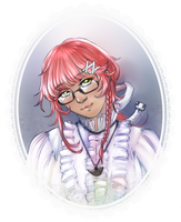 OC - Eirin Portrait