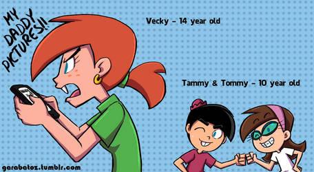 Timmy Kids by Garabatoz