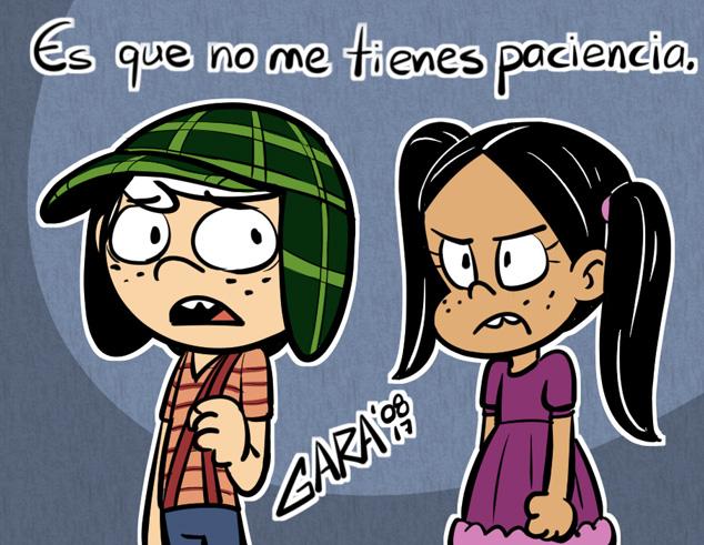 The Loud Chavez by Garabatoz