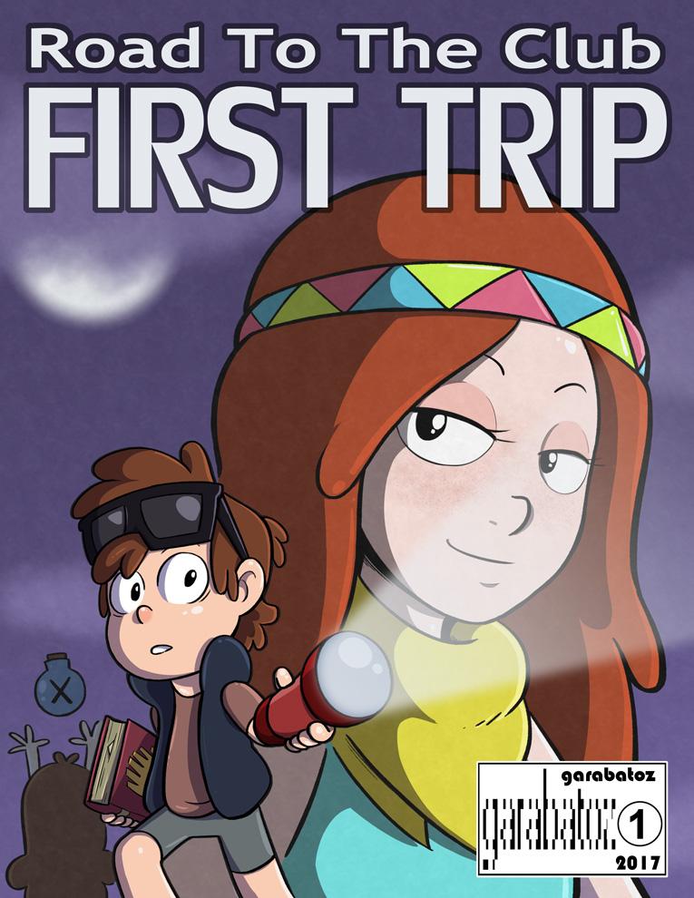 RttC FirstTrip - Cover by Garabatoz on DeviantArt