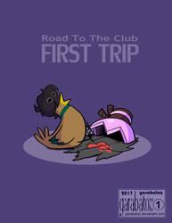 RttC01 FirstTrip - Back by Garabatoz