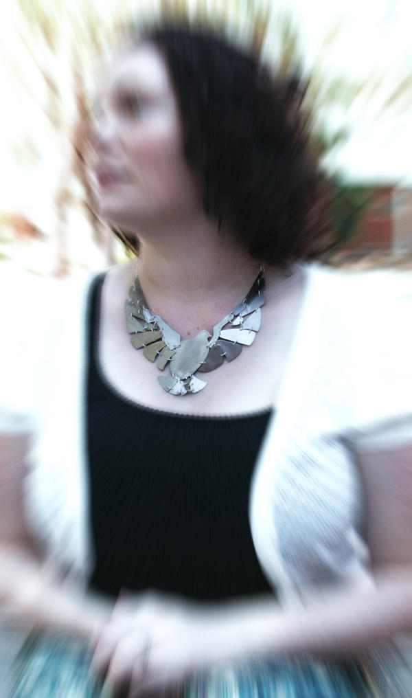 Peacemakers Neckplate by Kayfin