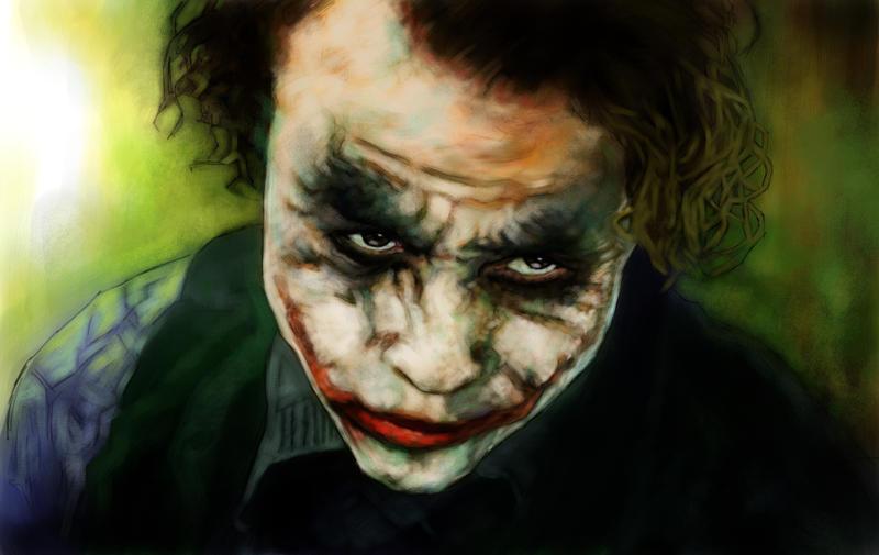 Joker by greendc11