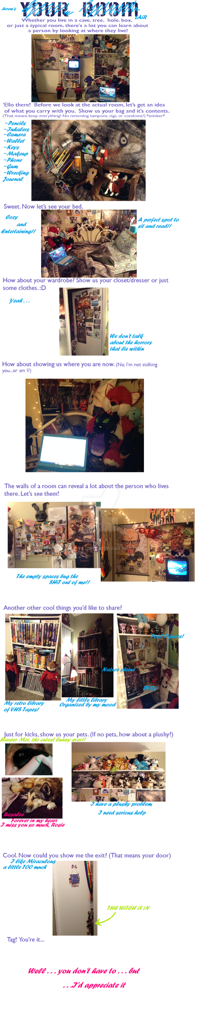 Rosalee S Room