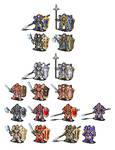 FE 10 Armor Line by Iscaneus