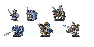 FE Awakening Armored Line by Iscaneus by Iscaneus
