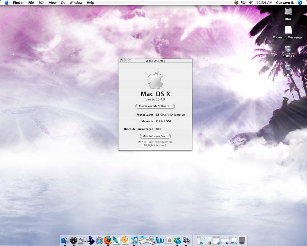 Finally real mac by lg-x