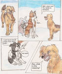 Life as wild, page 12 by Judilin