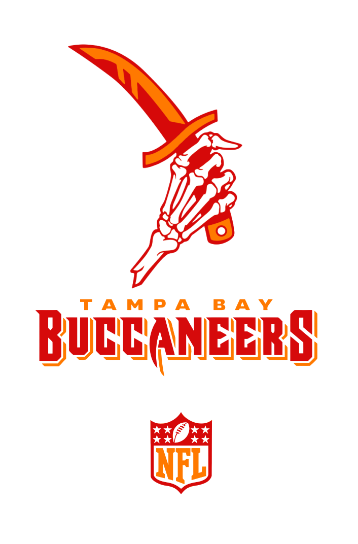 Tampa Bay Buccaneers Concept Logo By Sportsworth