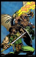 battle for power by whitevsblack23