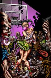 high school nightmares by Vaultdweller32