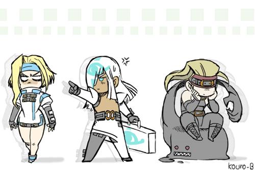 assassins by kouno-B