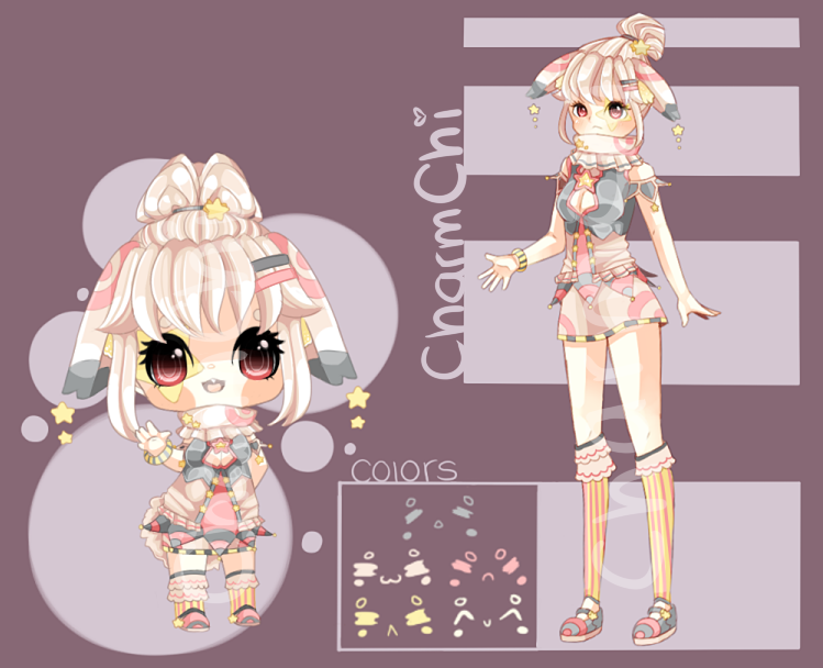 Bunny Auction :: OPEN! by CharmChi