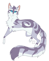 1. Feathertail by LttleGhost
