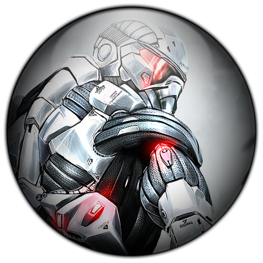 Crysis Icons Golfclub